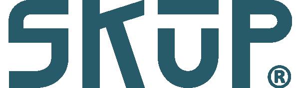 Blue Registered SKŪP® Logo